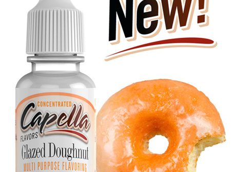 Capella Glazed Doughnut Flavour Concentrate