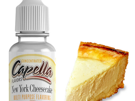 Capella NY Cheesecake Flavour Concentrate