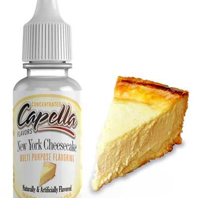 Capella NY Cheesecake Flavour Concentrate