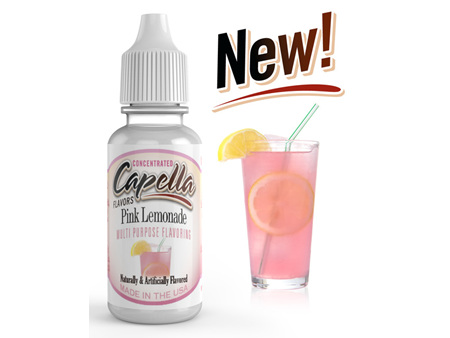 Capella Pink Lemonade Flavour Concentrate