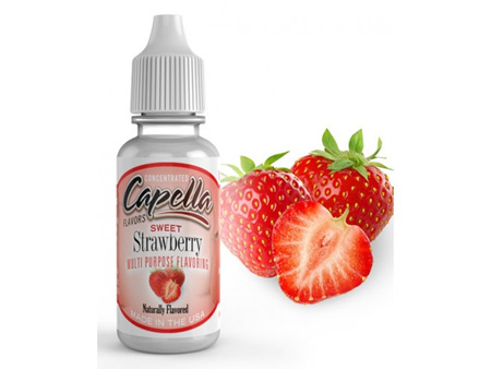 Capella Sweet Strawberry Flavour Concentrate