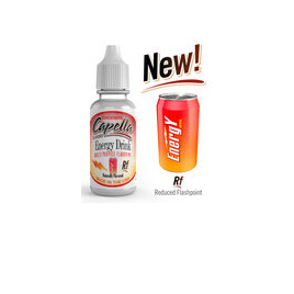 Capella Energy Drink Rf Flavour Concentrate