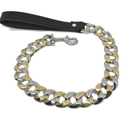 Big Dog Chains - Capone Gold Leash
