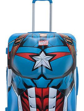 Captain America Hard Case Size L