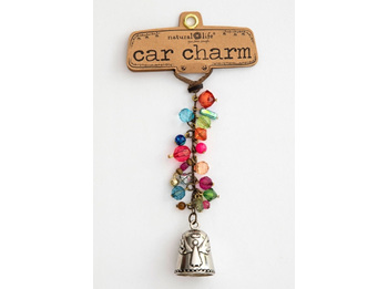 Car Charm-Blessing/Bell Angel