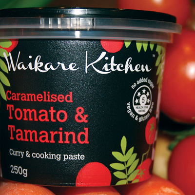 Caramelised Tomato & Tamarind cooking paste 250g