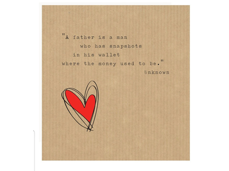 Card A Father