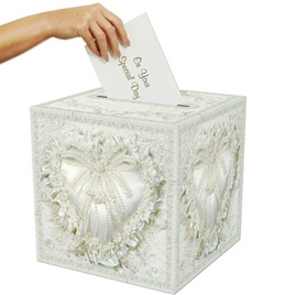 Card Box - For Wedding
