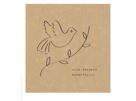 Card Deepest Sympathy