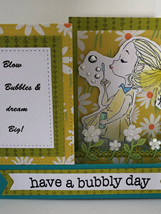 Card  - Have a Bubbly Day