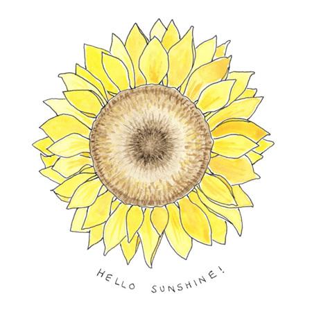Card - Hello sunshine