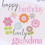 CARD - LOVELY GRANDMA