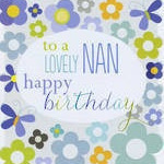 CARD - LOVELY NAN