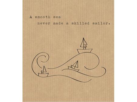 Card Sailor