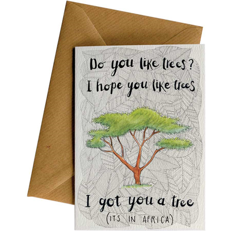 Card Trees