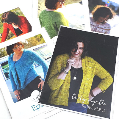 Cardigan & Sweater Patterns