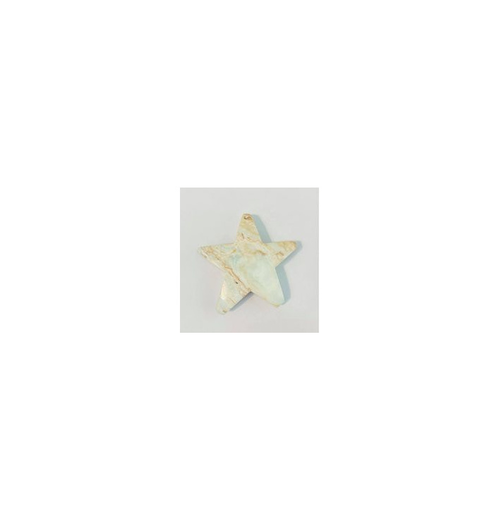 Caribbean Calcite Star 260gm