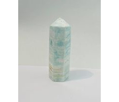 Caribbean Calcite Tower 10.5cm