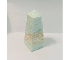 Caribbean Calcite Tower 11cm. 435g