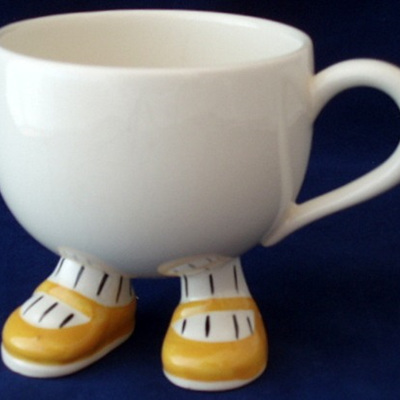 Carlton Ware Cup in Walking ware
