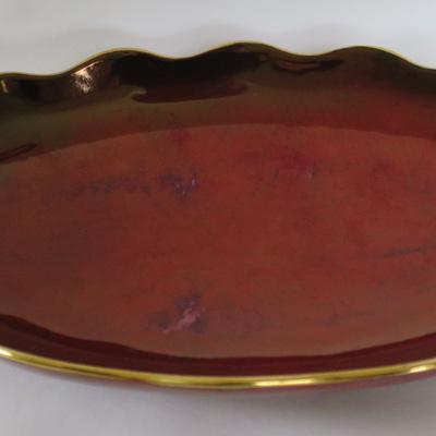 Large Rouge Royale bowl