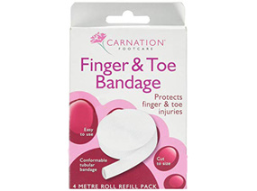 CARNATION F&T Tubular Band Ref 4m