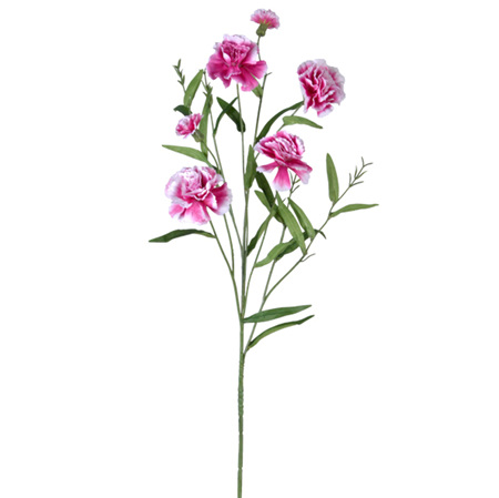 Carnation Spray Hot Pink 4463