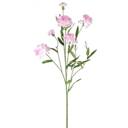 Carnation Spray Light Pink 4295