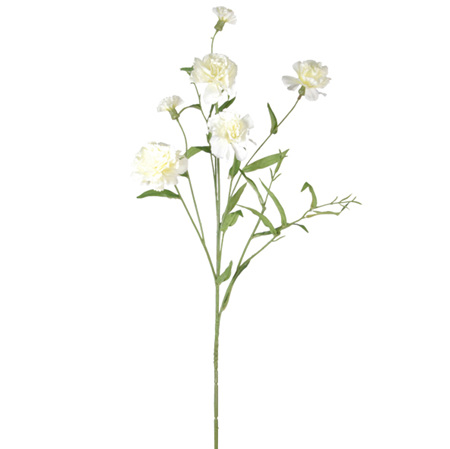 Carnation Spray White 4296