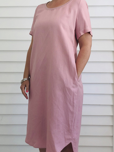 Caroline Dress PINK