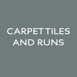 CARPET TILES & RUNS