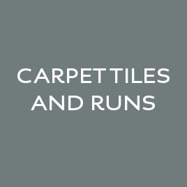 CARPET TILES & RUNS