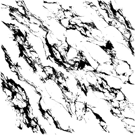 Carrara Marble IOD Decor Stamp