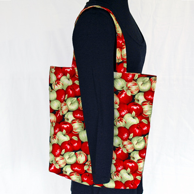 carry pouch | apple orchard