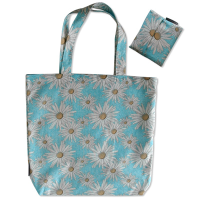 carry pouch | daisy blue