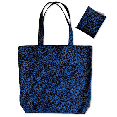 carry pouch | electric blue