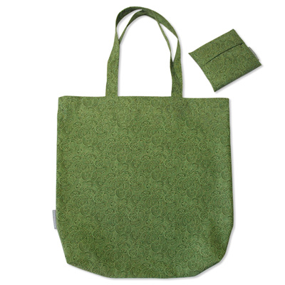 carry pouch | koru green