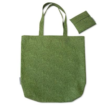 carry pouch | koru green