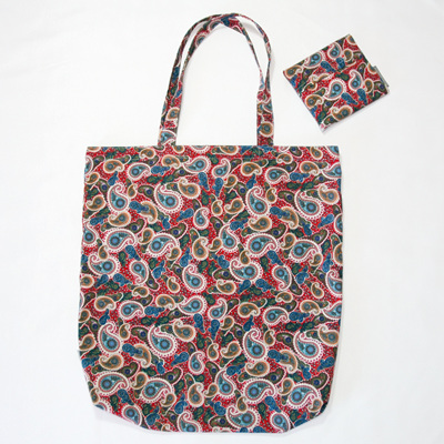 carry pouch | paisley