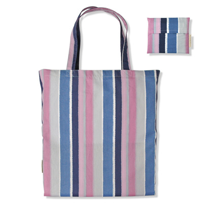 carry pouch | pastel stripe
