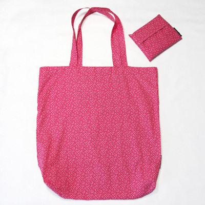 carry pouch | pink/dots