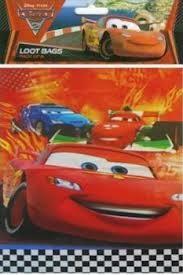Cars 2 - Loot bags