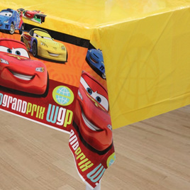 Cars 2 - Party Table Cover