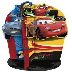 Cars 2 - Table Centre piece