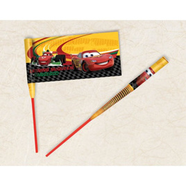 Cars Movie - Checkered Flag Chinese Yoyo