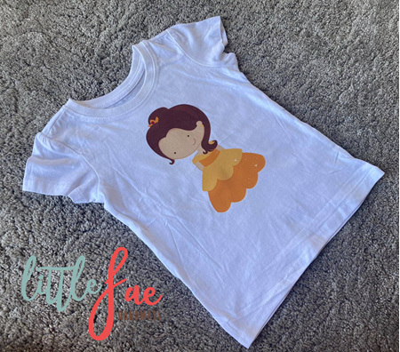 Cartoon Bell T-shirt