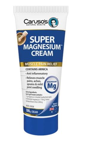 CARUSO SUPER MAGNESIUM CREAM 100G