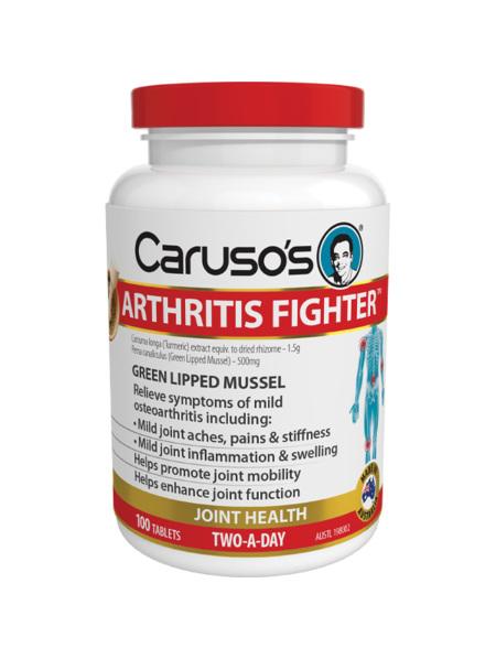 Caruso's Arthritis Fighter 100 Tablets