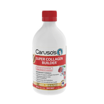 CARUSO's SUPER COLLAGEN BUILDER 500ML