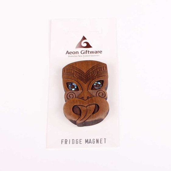 Carved Magnet - Wheku